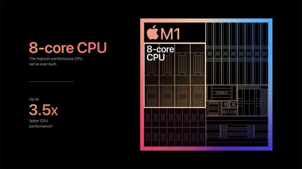 Apple M1 チップ