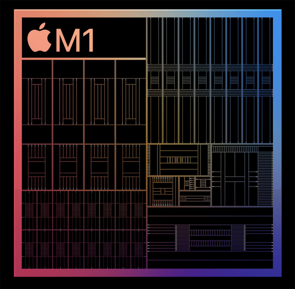 M1チップ搭載iPad Pro
